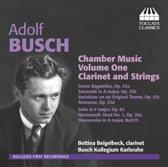 Busch: Chamber Music Vol.1