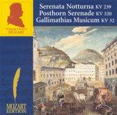 Mozart: Serenata Notturna; Posthorn Serenade; Gallimathias Musicum