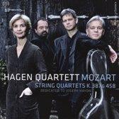 String Quartets K. 387 & 458