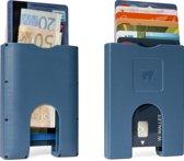 Walter Wallet Kunststof Creditcardhouder - True Blue
