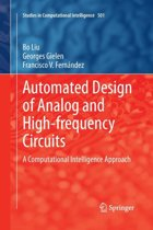 Automated Design of Analog and High-frequency Circuits