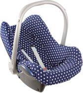 Ukje - Maxi Cosi Hoes voor Cabriofix Pebble Citi Rock - Blauw
