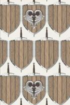 Viking Pattern - Shield Wall Decoration