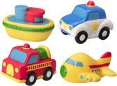 Alex - Spuitfiguur voertuigen