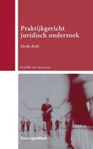 Boom Juridische studieboeken - Praktijkgericht juridisch onderzoek