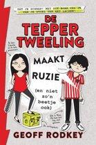 De Tepper-tweeling 1 - De Tepper-tweeling maakt ruzie (en niet zo'n beetje ook)