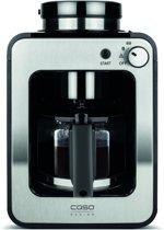 Caso Coffee Compact - Koffiezetapparaat - ook geschikt voor koffiebonen