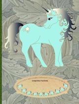 Unicorn Composition Notebook (3)