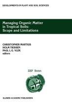 Managing Organic Matter in Tropical Soils