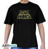 Merchandising STAR WARS - T-Shirt A Long Time - Black (L)