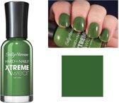 Sally Hansen Hard As Nails Xtreme Wear Nail Color - 330 Green Thumb