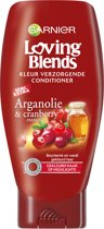 Garnier Loving Blends Conditioner - Arganolie & Cranberry - 250 ml - Gekleurd Haar of Highlights