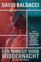 Boek cover Eén minuut voor middernacht van David Baldacci