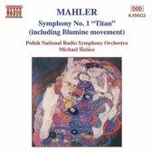Mahler: Symphony No. 1 / Michael Halasz, Polish National RSO