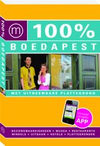 100% stedengidsen - 100% Boedapest