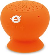 CONCEPTRONIC Bluetooth Speaker zuignap wasserd. oranje