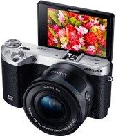 Samsung NX500 - 16-50mm -  Systeemcamera - Zwart
