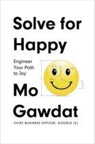 Omslag van 'Solve for Happy'
