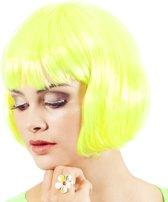 Bobline basic neon geel