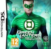 Green Lantern, Rise Of The Manhunters - Nintento DS
