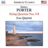 String Quartets Nos. 5-8