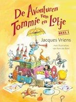 Tommie en Lotje - De avonturen van Tommie en Lotje