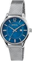 Breil TW1722 horloge dames - zilver - edelstaal