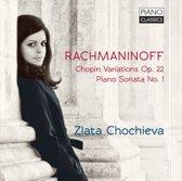 Rachmaninoff; Chopin Variations Op.