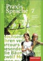 Praxis Sprache 7. Arbeitsheft. Sachsen