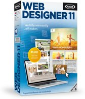 Magix Web Designer 11 - Nederlands / Windows