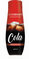 SodaStream Classics Cola Carbonating syrup