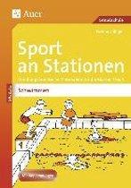 Sport an Stationen Spezial Schwimmen