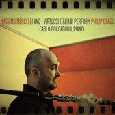 Massimo Mercelli Perfoms Philip Glass