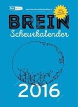 Brein Scheurkalender 2016