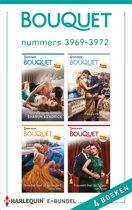 Bouquet e-bundel nummers 3969 - 3972