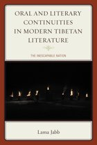 Oral and Literary Continuities in Modern Tibetan Literature