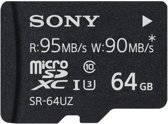 Sony SR64UZ Professional micro SD 64 GB