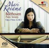 Piano Sonatas Op.2 Nos. 1, 2 & 3