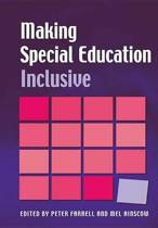 Making Special Education Inclusive