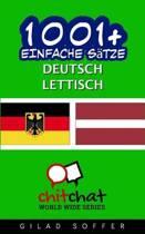 1001+ Einfache S tze Deutsch - Lettisch