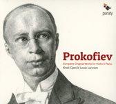 Complete Original Works For Violin