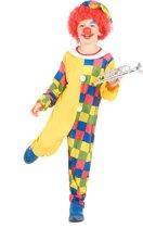 Clown kostuum voor kinderen - Verkleedkleding - 104/116