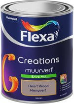 Flexa Creations - Muurverf Extra Mat - Heart Wood Colorfutures 2019 - 1 Liter
