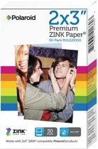 Polaroid Premium ZINK Zero Papier voor Polaroid camera's en printers - 50 stuks