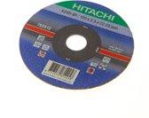 Hikoki Doorslijpschijf vlak voor metaal 125 x 2.5mm