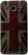 UK Union Jack silicone hoes Samsung Galaxy Grand Prime SM-G530H