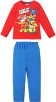 Paw-Patrol-Pyjama-rood-maat-104