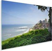 Strandlandschappen van Lima Plexiglas 60x40 cm - Foto print op Glas (Plexiglas wanddecoratie)