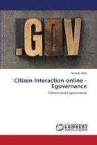 Citizen Interaction Online - Egovernance