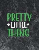 Pretty little thing: The best week by week pregnancy journal notebook